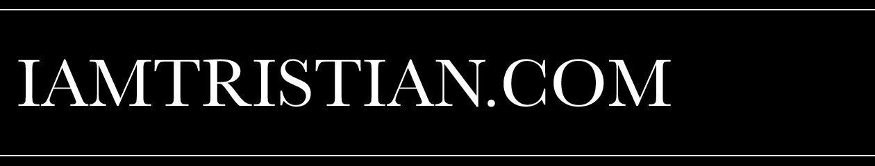 IAMTRISTIAN.COM